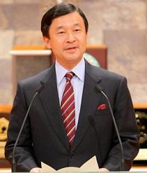 20150620皇太子・徳仁(なるひと)親王