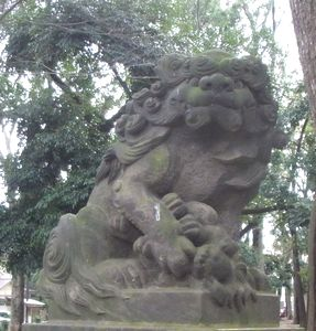 碑文谷八幡宮6