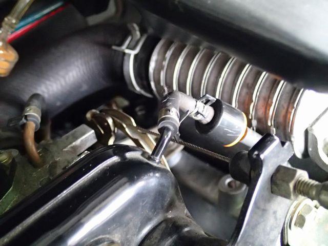 ダイハツ テリオスキッド エンジン修理