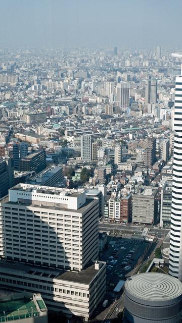 3・11直前の東京