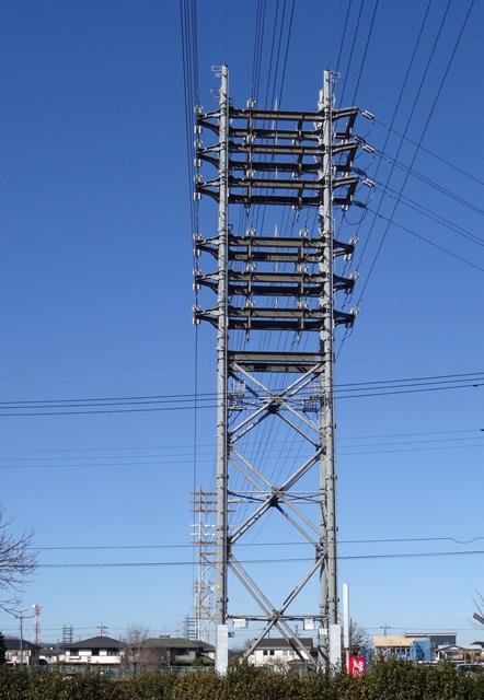 水野線6号鉄塔