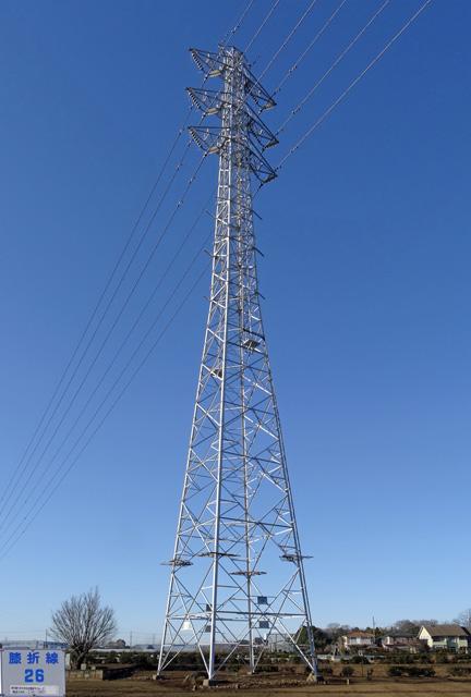 膝折線26号鉄塔