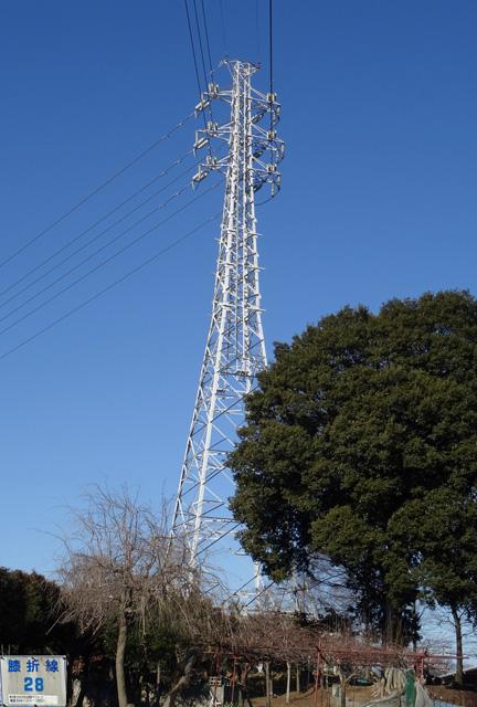 膝折線28号鉄塔