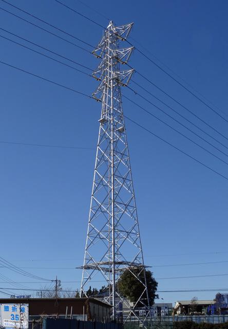 膝折線35号鉄塔