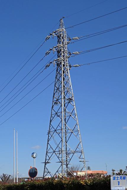 富士見線1号鉄塔