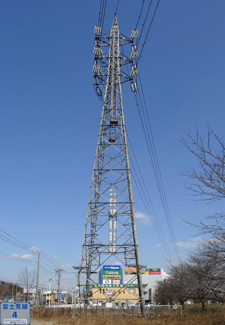 富士見線4号鉄塔