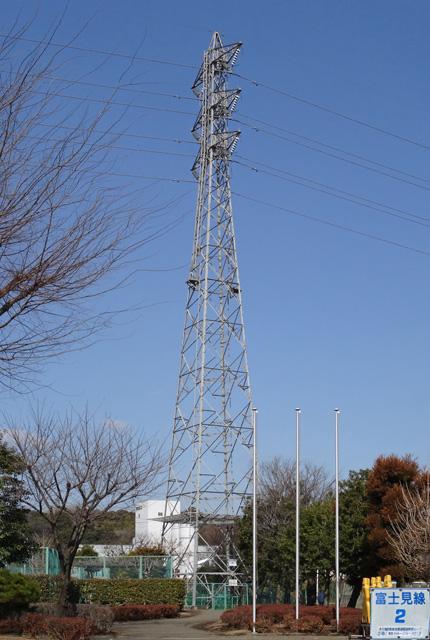 富士見線2号鉄塔