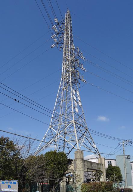 富士見線9号鉄塔
