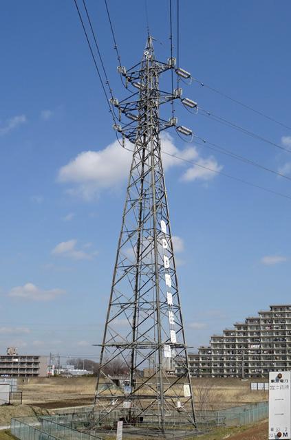 富士見線11号鉄塔