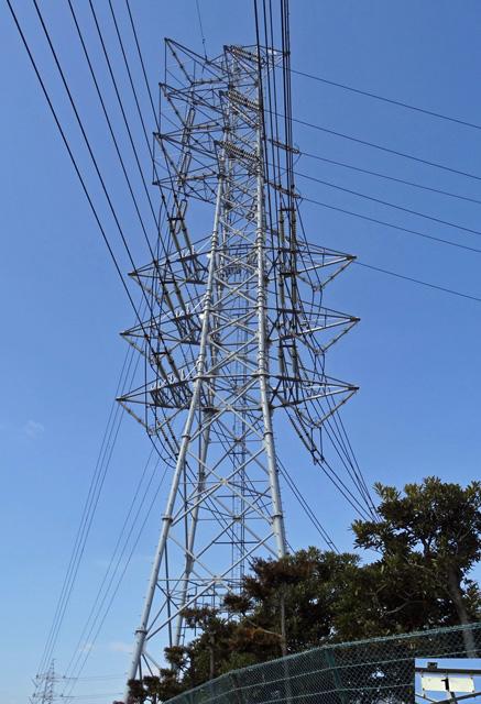 武蔵野線1号鉄塔