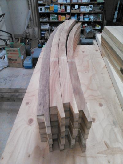 曲がり垂木3―小