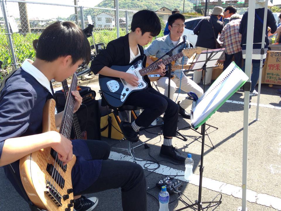 中学生バンド