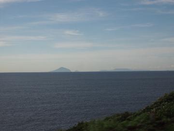 利島と新島(1)