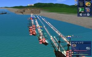 2015_6_22 サントドミンゴ大海戦1