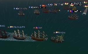 2015_6_22 サントドミンゴ大海戦3