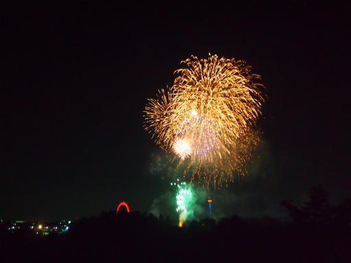 20150810・荒幡富士花火20