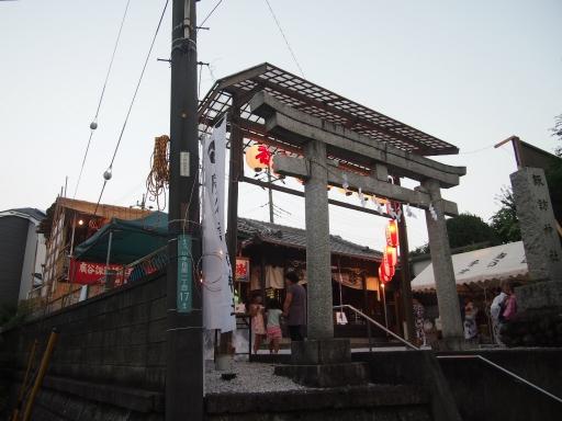 20150822・広谷諏訪神社の祭り・地口行灯18