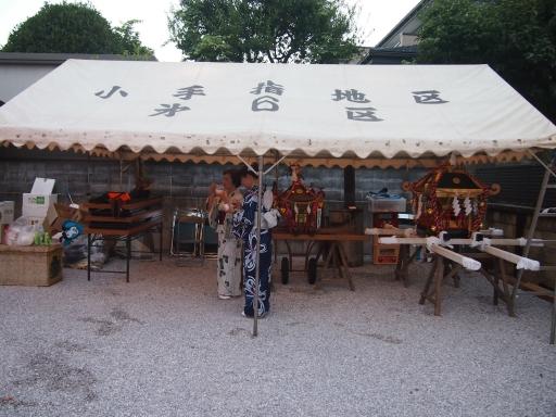 20150822・広谷諏訪神社の祭り・地口行灯21