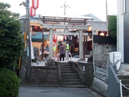 20150822・広谷諏訪神社の祭り13