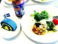 南船橋サーモンとアボカドのサラダ