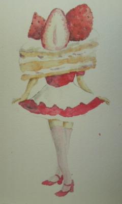 ケーキ萌え53