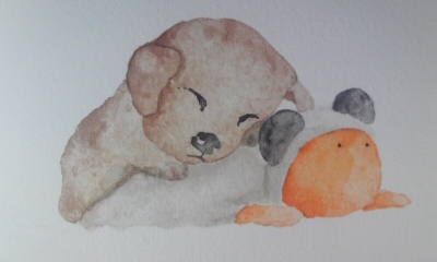 子犬の詩02