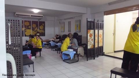 ワットポースクール スクムビット校 直営マッサージサロン