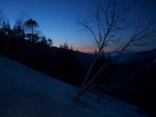 s01夜明けの富士山2