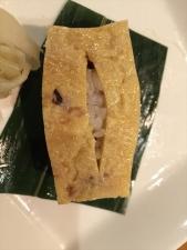 はしもと 自家製たまご焼き寿司 横