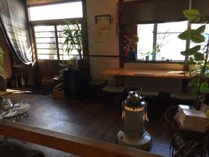 マタタビcafe 店内1