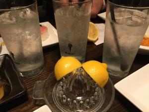 はしもと2 生レモンサワー