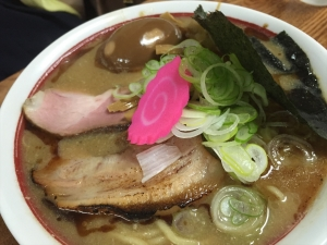 たまや零式 味玉らー麺1
