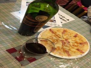 花餃子3 ワイン