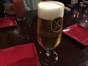 DonDonTei ビール