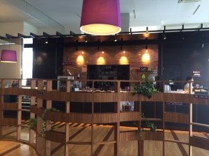 MOA cafe 店内4