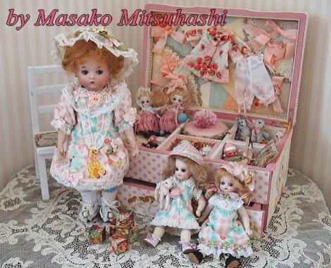 by Masako Mitsuhashi