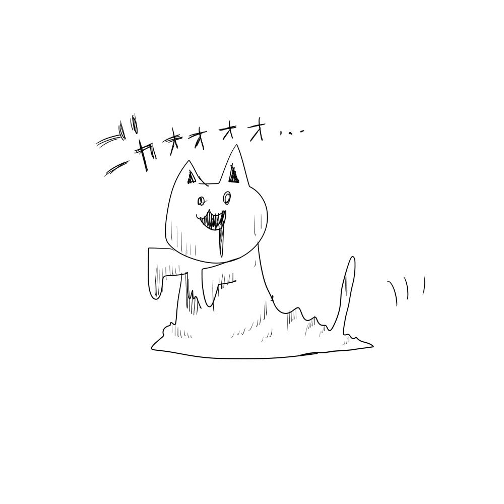 ゾンビ猫2