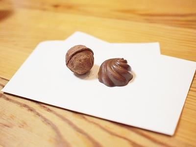 涅槃会とチョコレート
