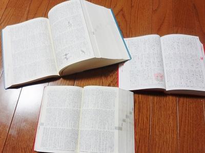 400辞書による違い