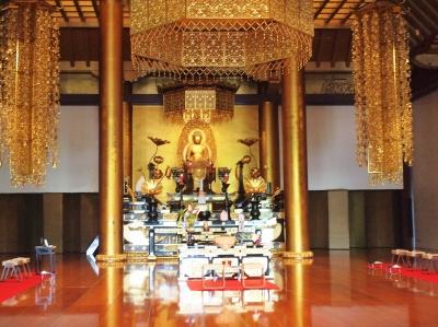 400仏前結婚式150503増上寺