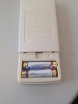 リモコン電池