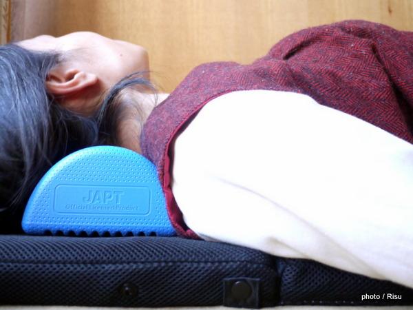 ストレートネック矯正枕スローコアピロー