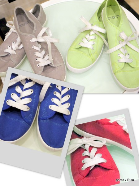 セシール「and moi」夏靴