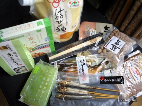 日本橋「アンテナショップ三重」3000円福袋ネタバレ
