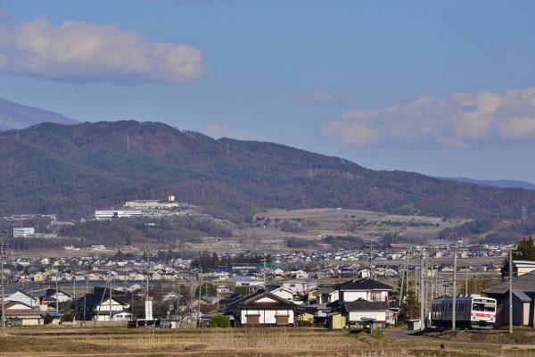 2015年3月23日 上田電鉄別所線 八木沢~別所温泉 1000系1001編成