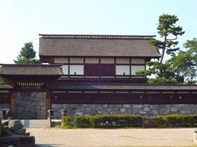 松代城の拡大写真