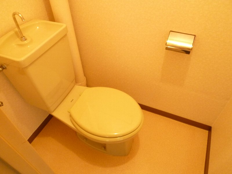 パール釜堀第二ビル 203 トイレ