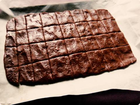 強力粉クッキー2