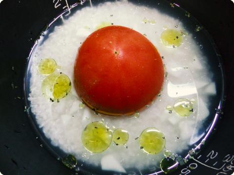 トマト飯1