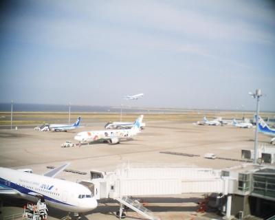 離陸・羽田空港:R2
